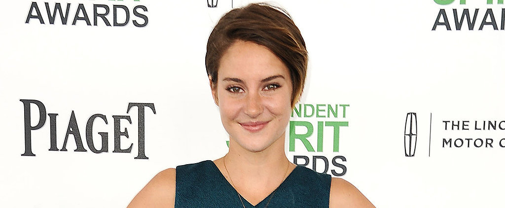Shailene Woodley Doesn't Own a Cell Phone — Find Out Why!