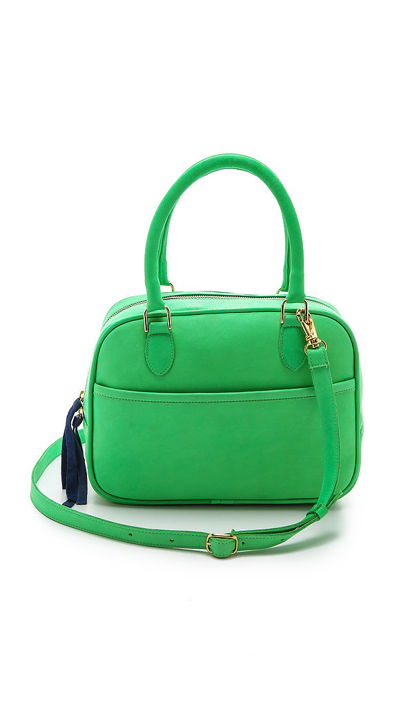 Clare V. Green Bag