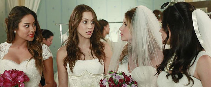 Holy Matrimony! Which Pretty Little Liar Should Tie the Knot?