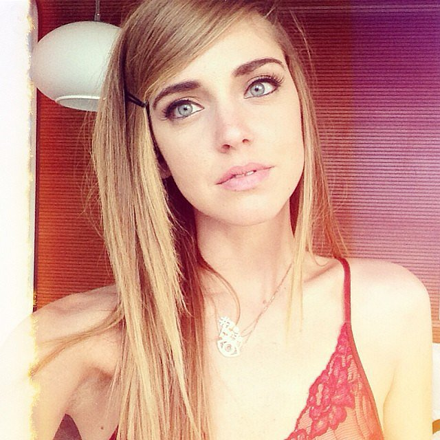 Chiara Ferragni aka The Blonde Salad