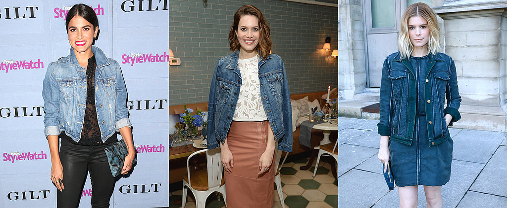 Now's the Time to Break Out Your Denim Jacket