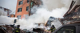 NYC Buildings Partially Collapse After an Explosion