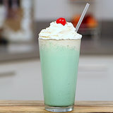 Homemade McDonald's Shamrock Shake Recipe