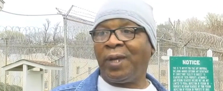 After 30 Years in Prison, Glenn Ford Walks Free From Death Row