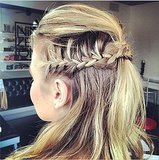 Peekaboo Braid