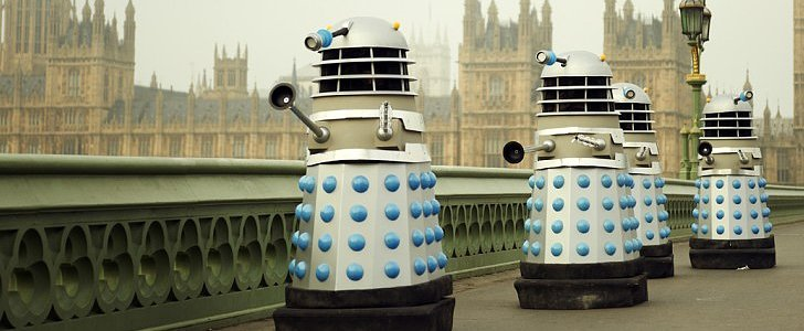Fear the Very Real Rise of the Daleks