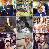 It's All About Dynamic Duos and Sexy Selfies in This Week's Celebrity Candids