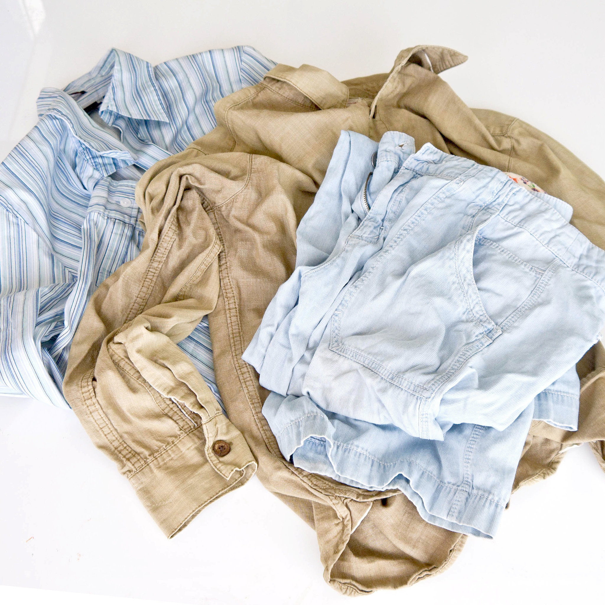 The gallery for --> Wrinkled Clothes