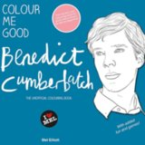 Benedict Cumberbatch Coloring Book