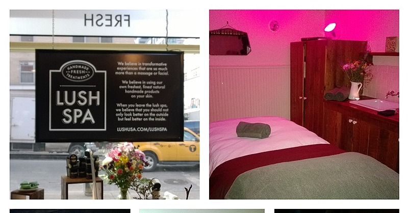 Lush Spa Treatments Cardiff