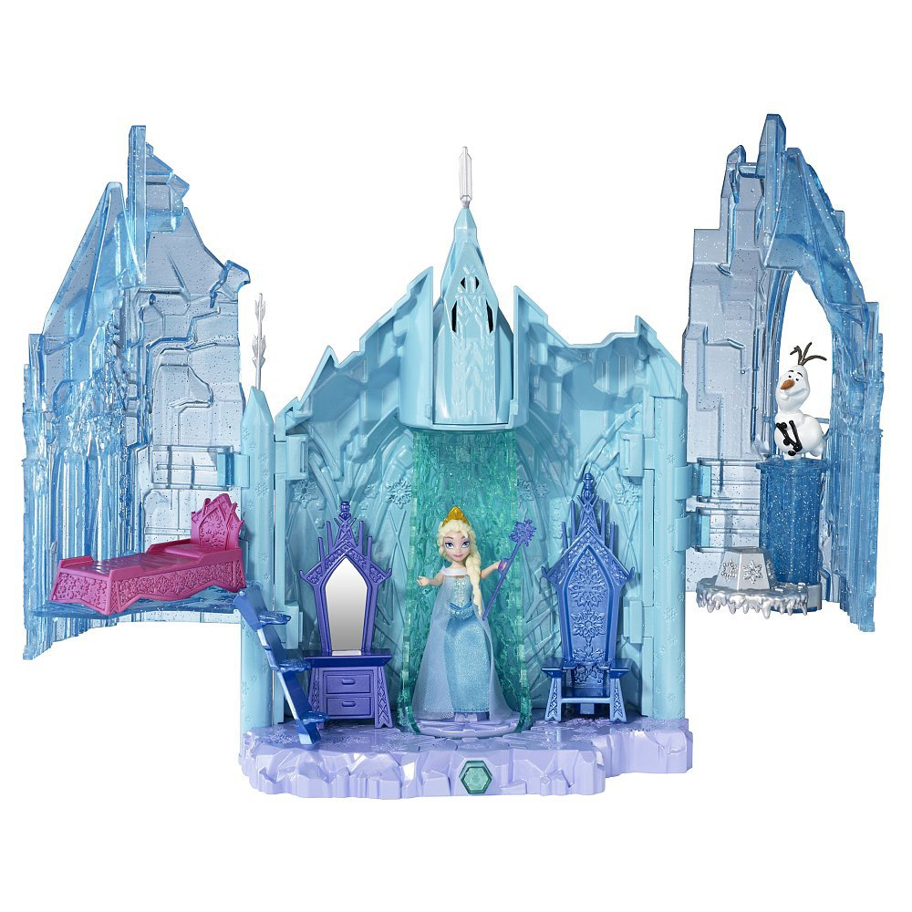 Frozen Elsa Castle Playset
