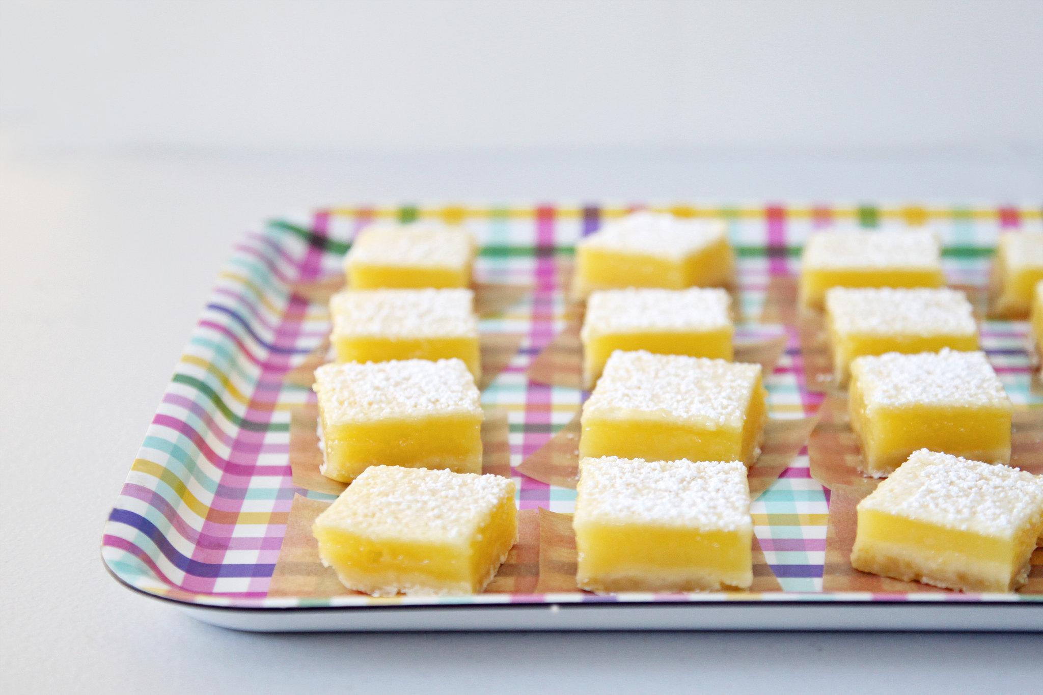 Easy Lemon Bars Recipe | POPSUGAR Food