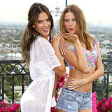 Behati Prinsloo Victoria's Secret Swim Shoot 2014 | Video