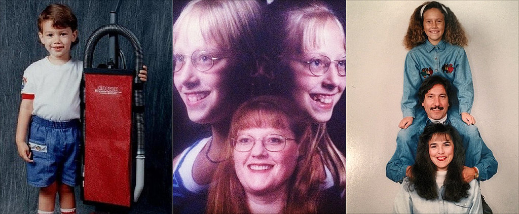 These Family Photos Took a Painfully Wrong Turn