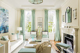Room of the Day: Elegant Transitional Style in a Traditional Setting (6 photos)