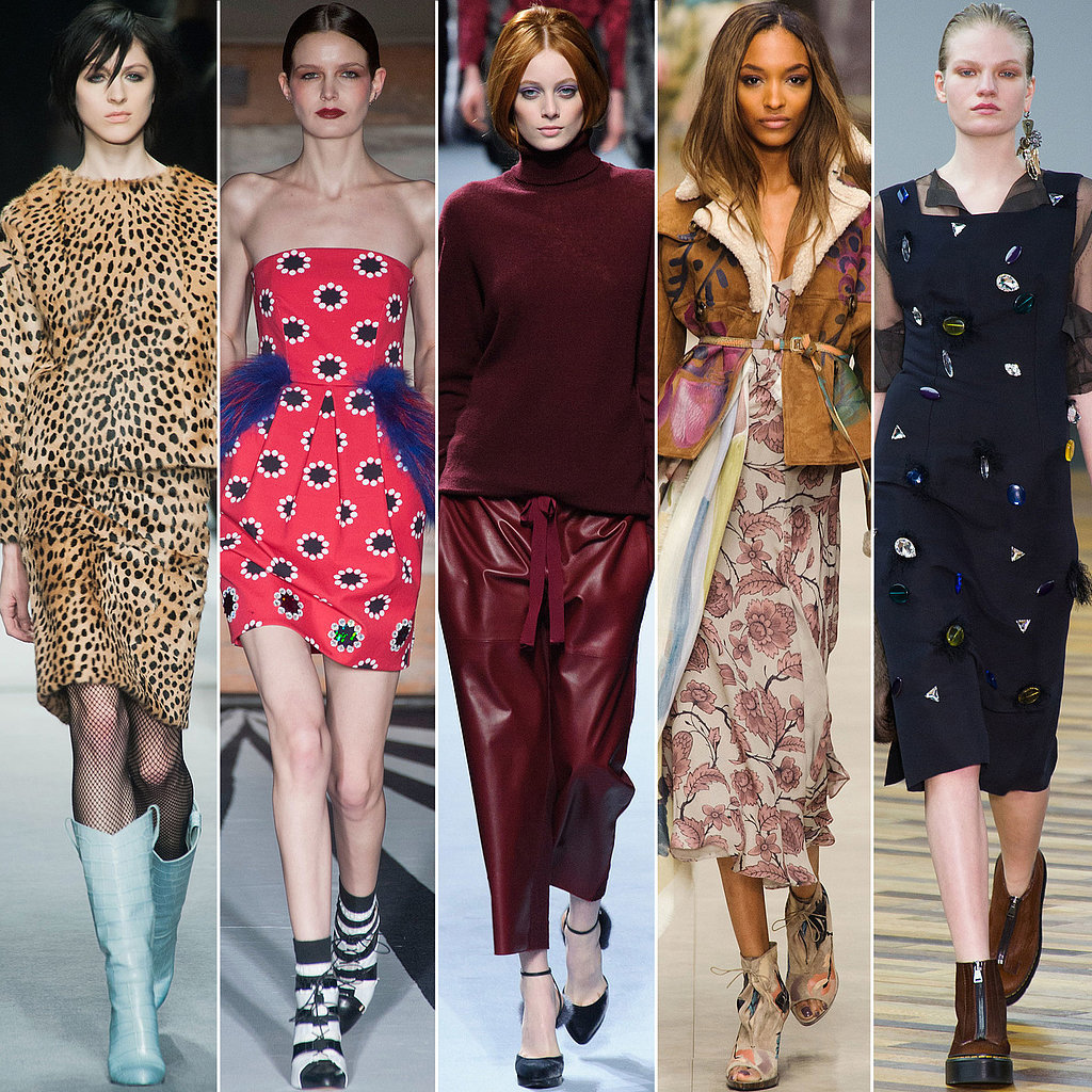 The 10 Things You'll Be Wearing All Next Fall