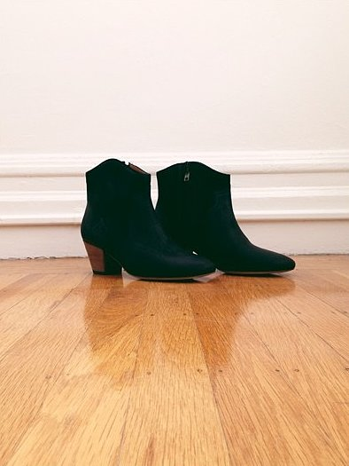 Closet Staple: Isabel Marant Booties