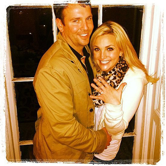 Britney Spears' Sister Jamie Lynn Marries Jamie Watson