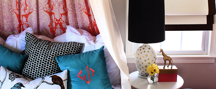Count the Dreamy DIYs in This Bohemian Bedroom