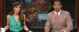 This LA News Anchor's Earthquake Reaction Is Pretty Priceless