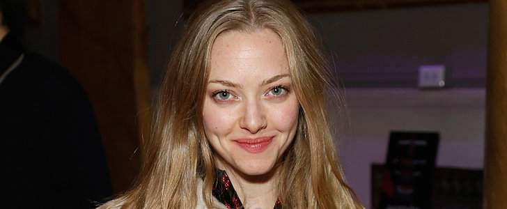 Amanda Seyfried Talks About Kissing Megan Fox