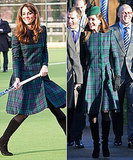 Kate Middleton's St. Patrick's Day Trench Has Us Green With Envy!