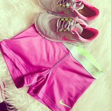 Cute pink workout combo. Source: Instagram user teresalopez
