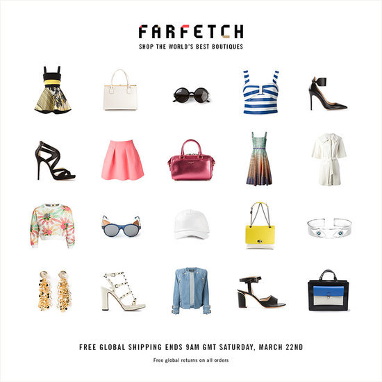 wardrobe refresh by farfetch