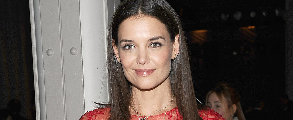 Katie Holmes Gets Bangs! See Her New Look