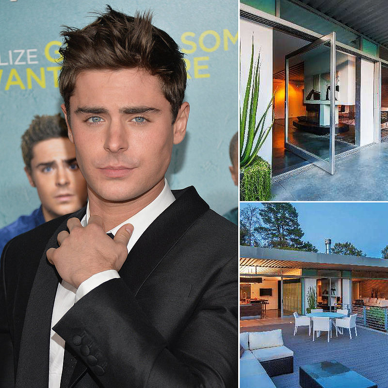 Sold! Zac Efron Parts With His LA Bachelor Pad
