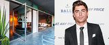 Zac Efron Parts With His Historic LA Bachelor Pad
