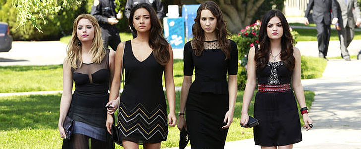 Which Pretty Little Liars Character Is Your Style Muse?