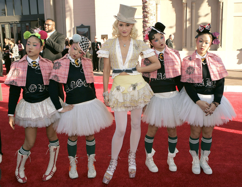 When Gwen Stefani Went Harajuku
