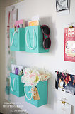 Shopping-Bag Organizer
