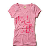 Then Showed It Off in Your Tiny Hollister T-Shirt