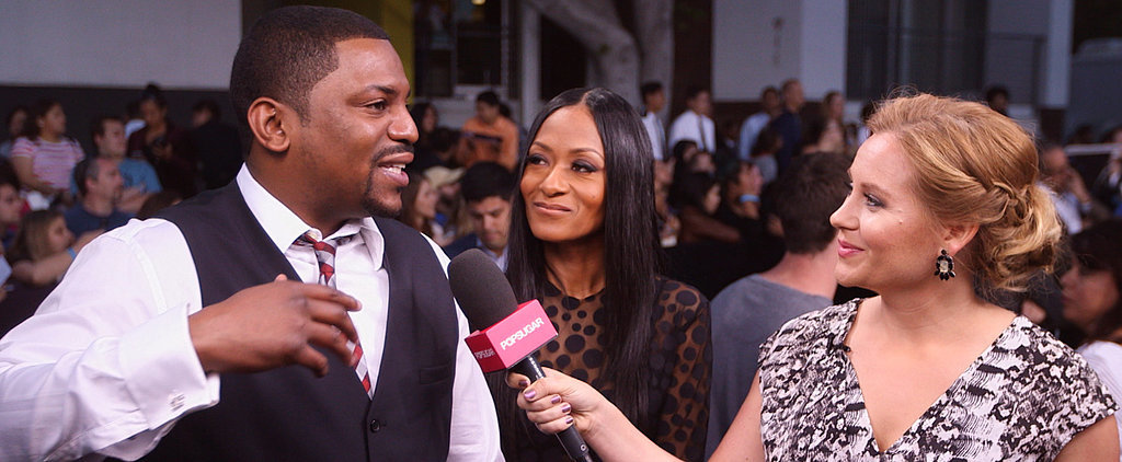 "Mekhi Phifer ""Would Be the First to Jump"" Into the Dauntless Pit"