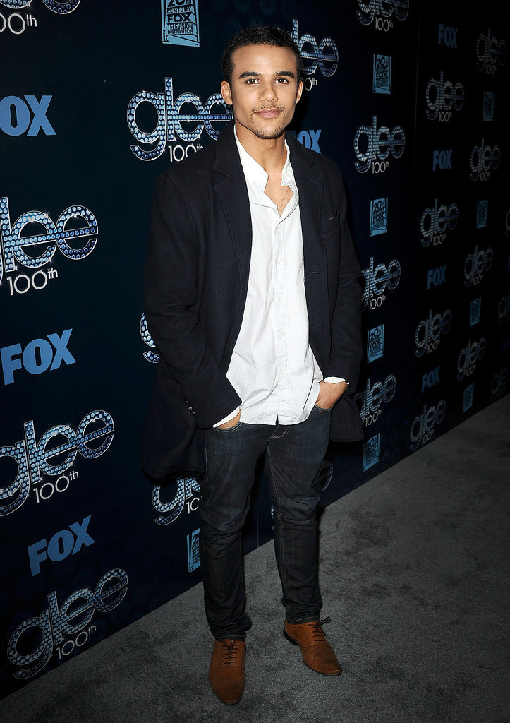 Jacob Artist posed.