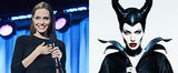 Angelina Jolie Takes On the Challenge of Yoga For Her Role in Maleficent