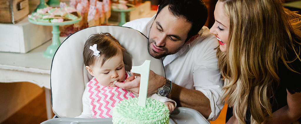 The Bachelor's Molly Mesnick Celebrates Riley's First Birthday in a Sweet Way