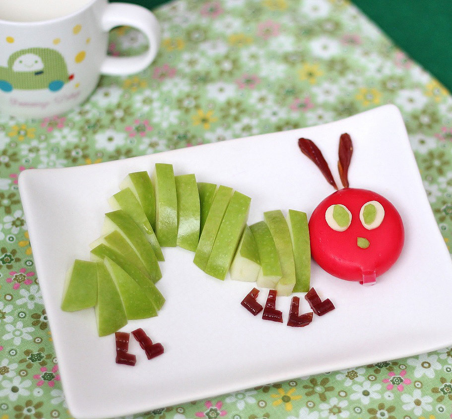 Apple Caterpillar