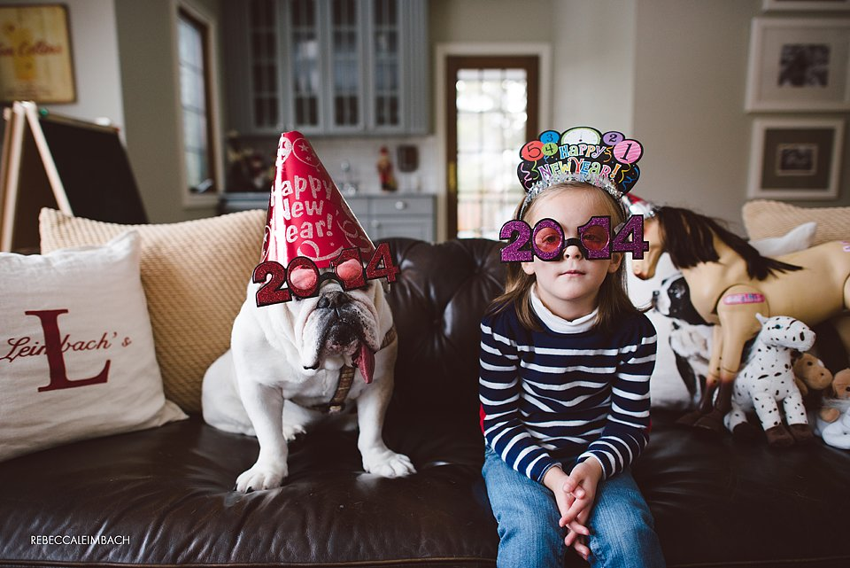The Little Girl/Big Dog Photo Journey That'll Make Your Day