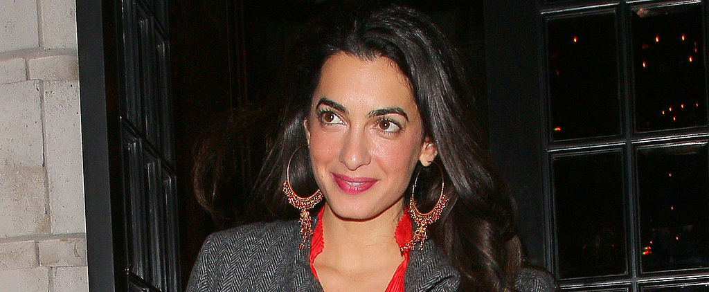 Get to Know George Clooney's Fiancée, Amal Alamuddin