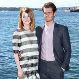 Emma Stone and Andrew Garfield Pictures in Sydney