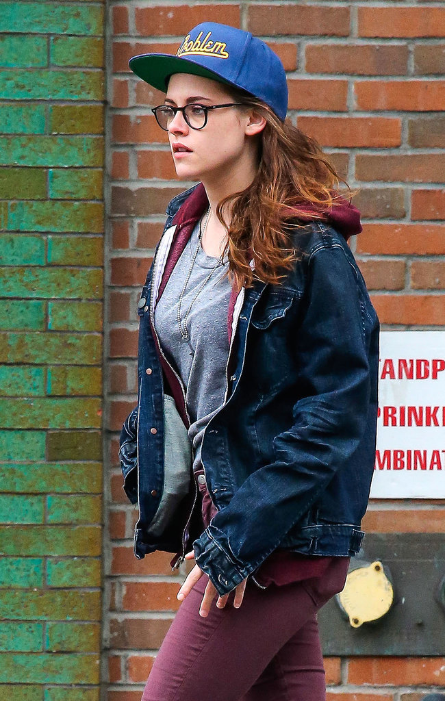 Kristen Stewart Has No Problems