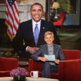President Barack Obama Interview on Ellen | March 2014