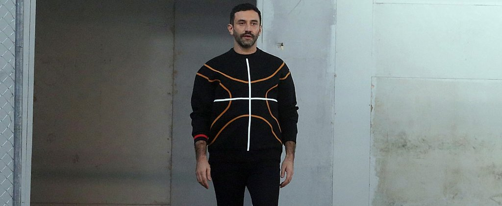 Riccardo Tisci Approves of Sneakers on the Red Carpet!