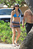 Jennifer Lawrence took a bikini break in Hawaii back in November 2012.
