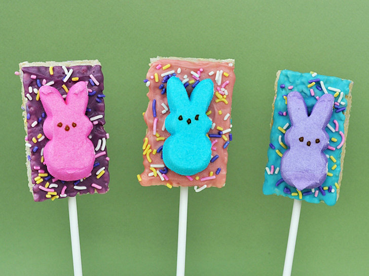 Peeps Rice Krispies Treats Pops