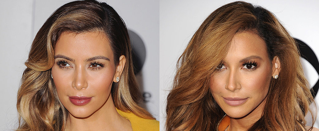 Is Naya Rivera Turning Into Kim Kardashian?