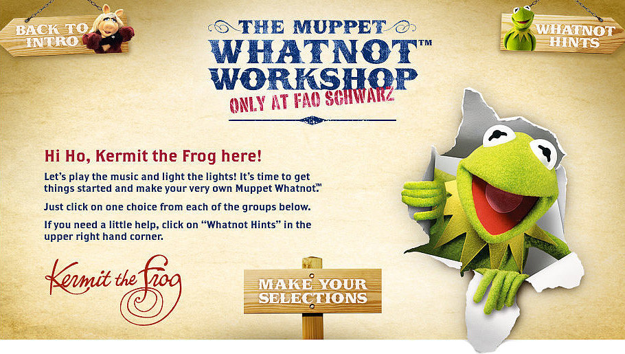 Make Your Own Muppet